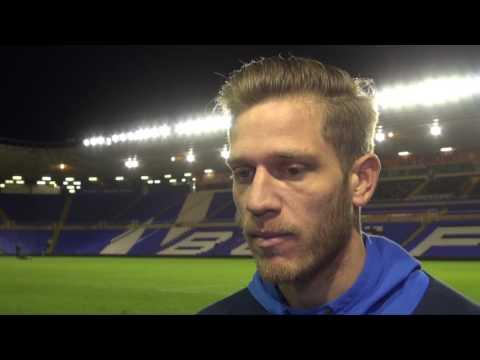INTERVIEW | Michael Morrison on Brentford defeat | Birmingham City 1-3 Brentford