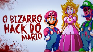 CREEPYPASTA: O BIZARRO HACK DO MARIO I HATE YOU