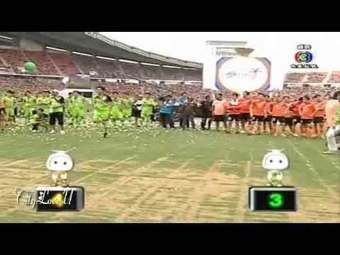ยิงลูกโทษ (ส้ม vs เขียว) ฟุตบอล 43 ปี ช่อง 3 ซุป'ตาร์ ปาร์ตี้ Sup'tar Party 43'rd CH3
