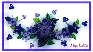 How to make DIY Paper quilling DESIGNS - Tutorials / Art / Flower Designs / Ideas!