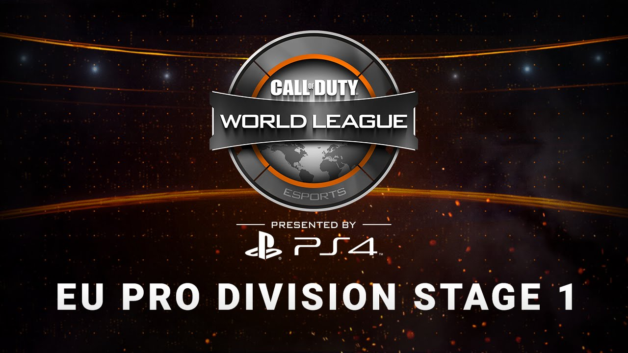 2/23 Europe Pro Division Live Stream – Official Call of Duty® World League