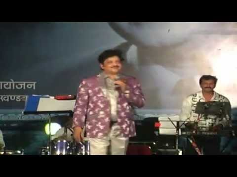 Udit Narayan Live Performance In Kishore Kumar National Awards 01 | Nasha Yeh Pyar Ka Nasha Hai