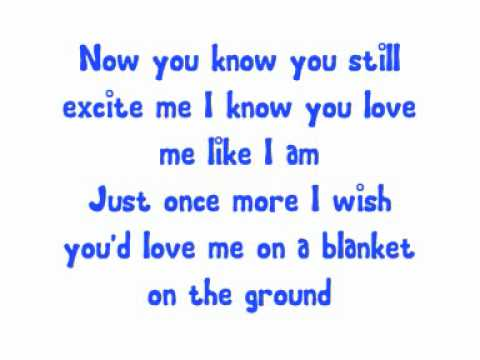 billie jo spears blanket on the ground lyrics