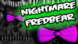FNAF 4 NIGHTMARE FREDBEAR CONFIRMED! *PROOF   Five Nights at Freddy's 4 Nightmare Fredbear