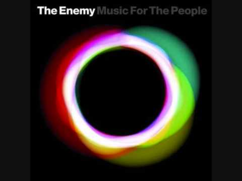 The Enemy - 51st State (With Lyrics)(Music For The People)