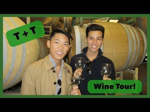 Miramonte Winery Tour - Temecula   T+T VLOGS