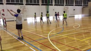 大阪市立大学ハンドボール(vs滋賀医②)20170717