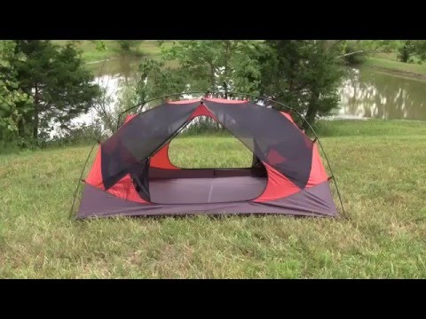 ALPS Mountaineering Chaos Tent & ALPS Mountaineering Chaos Tent - YouTube