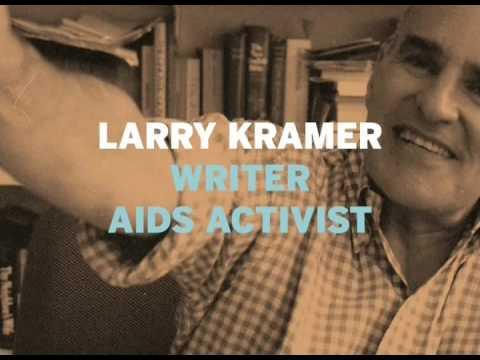 glbtHistoryMonth.com - Larry Kramer
