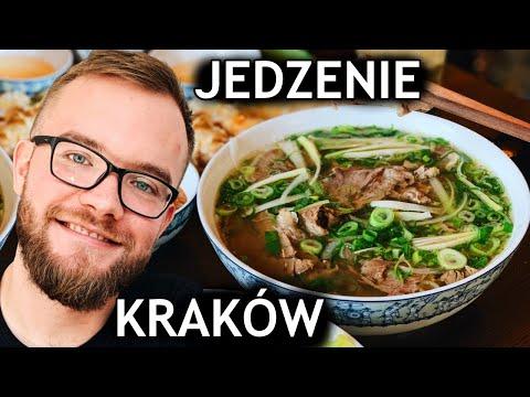 KRAKÓW: Najlepsze AZJATYCKIE JEDZENIE W KRAKOWIE! Krakowskie Restauracje: Co Zjeść?|GASTRO VLOG #259