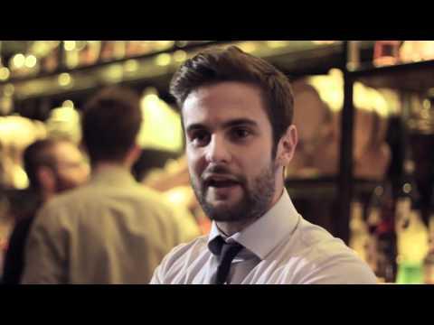 Living Ventures Bartender Challenge 2015 - 2nd Place Mixology, Blue Jones