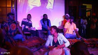 Horacio & Domingos Venâncio Mbande @ Noite de Poesia Maputo