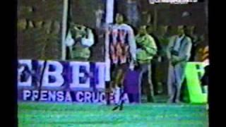 Resumen Campaña Barcelona Copa Libertadores 1990