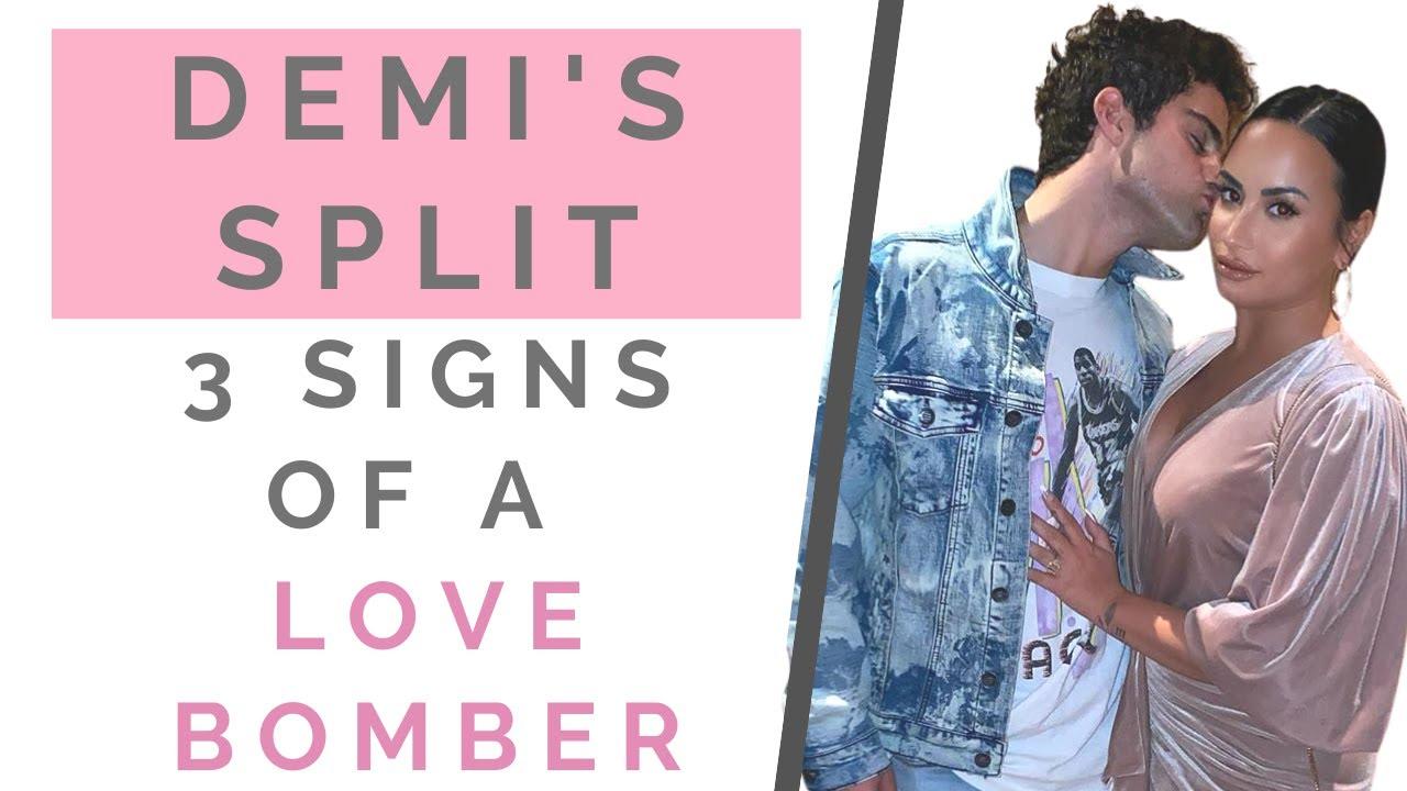 DEMI LOVATO CALLS OFF ENGAGEMENT: How To Spot A Love Bomber | Shallon Lester