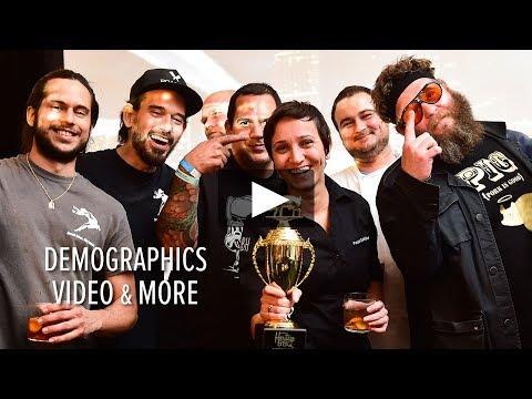 2018 COCHON555 AUDIENCE DEMOGRAPHICS (www.sponsor2018.com)