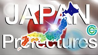 Prefectures of JAPAN (Geography Now!)
