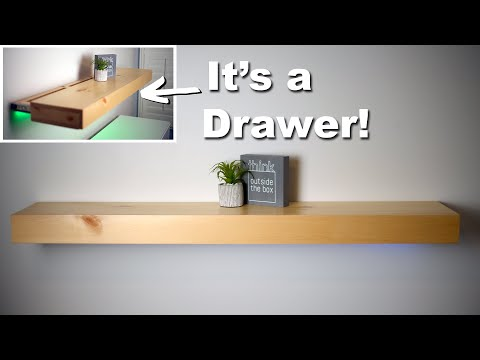 how-to-make-a-floating-shelf...that's-also-a-hidden-drawer!-|-free-plan