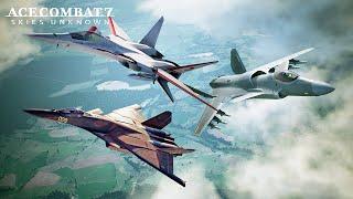 Ace Combat 7: Skies Unknown - 25th Anniversary DLC - Original Aircraft Series - PS4/XB1/PC