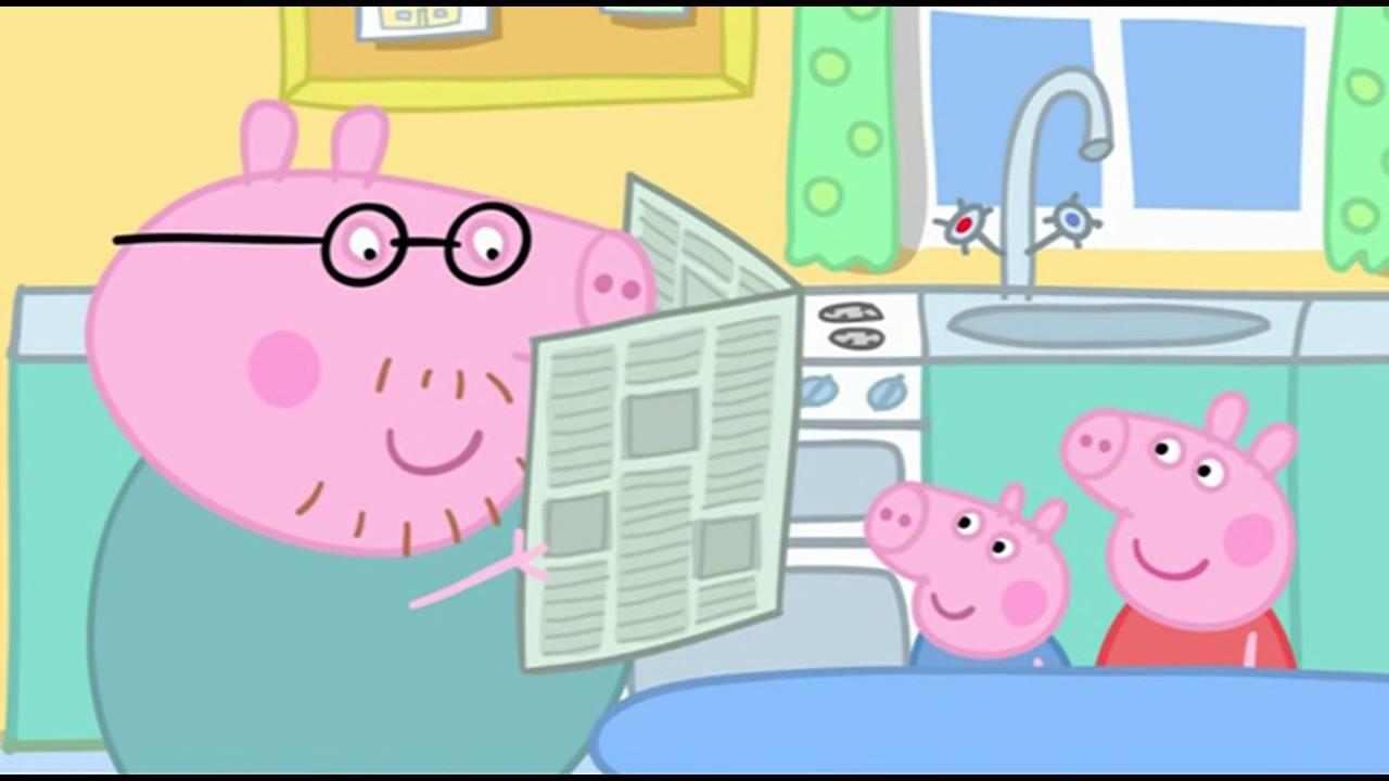 Peppa Pig Season 7 New Episode!