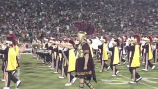 USC Trojan Marching Band | Stanford Countermarch
