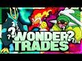 'WONDER TRADES' - SHINY EMPOLEON, INFERNAPE & TORTERRA!  Pokemon LIVE STREAM! w/JasonPlaysPokemon