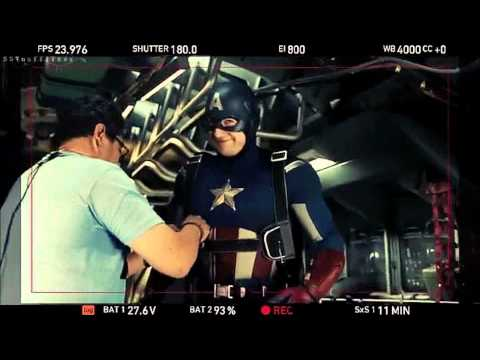The Avengers | Hey nah neh nah [Gag Reel]