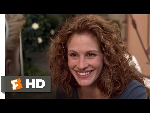 My Best Friend's Wedding (5/7) Movie CLIP - Creme Brulée vs. Jell-O (1997) HD