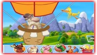 WordWorld Alphabet Falls - PBS KİDS WordWorld Games
