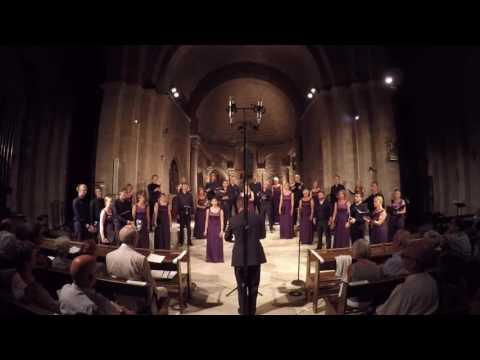 Only in Sleep (Ēriks Ešenvalds) - Sofia Vokalensemble