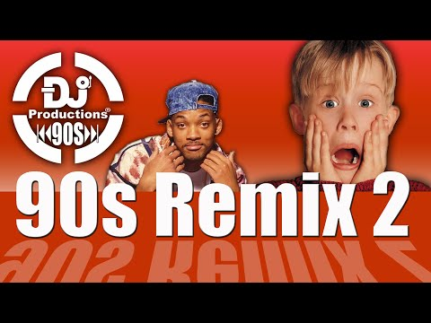 90S CLASSICS REMIX 2 DJ PRODUCTIONS- EL GENERAL,PET SHOP BOYS,PM DAWN,ACE OF BASE, EMF,SPIN DOCTORS.