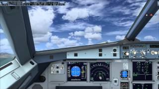 Aerosoft Airbus X Extendedによるフライトの解説です。 このアドオンの...