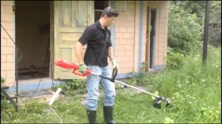 видео Электрические триммеры