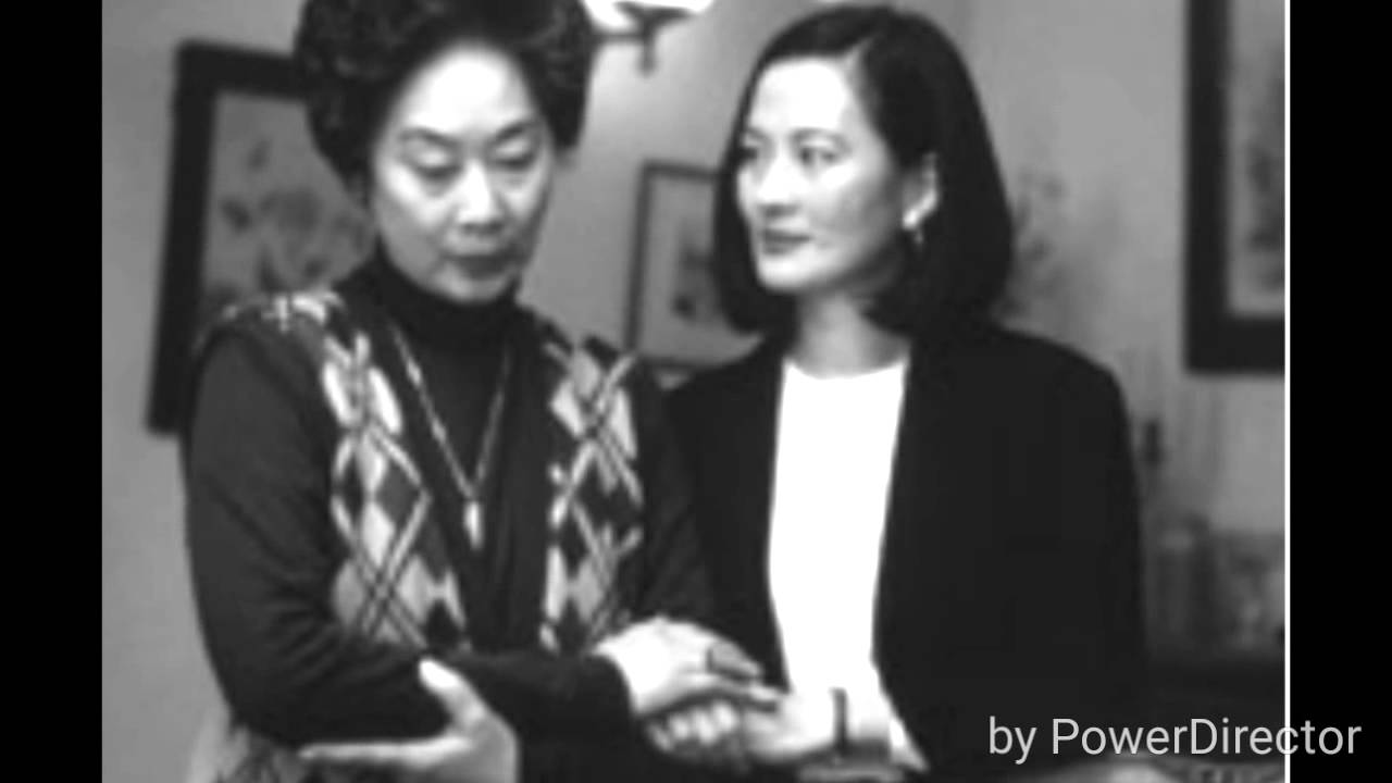 the joy luck club movie summary waiching s thoughts retro review  the joy luck club by amy tan scar the joy luck club by amy tan scar
