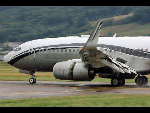 """[VATSIM]/Prepar3d - Место слияния рек """"Инн и Зилль"""" / MINSK-INNSBRUCK - Boeing 737-700 BBJ"""