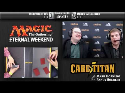 Magic Eternal Weekend North American Legacy Championship (Round 1-5) - Presented by Card Titan