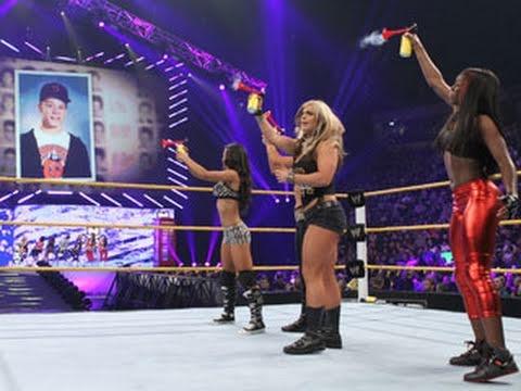 WWE NXT: Challenge: WWE High School Photo