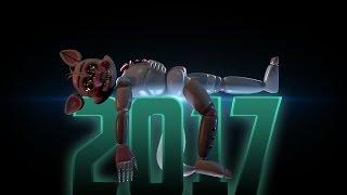 [SFM/Clips FNAF] Fnaf Mega Mashup (Animations of 2016!)