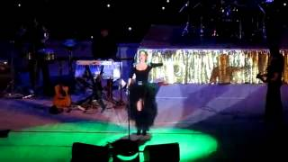 Концерт МАКСИМ - Кириши (фрагмент)