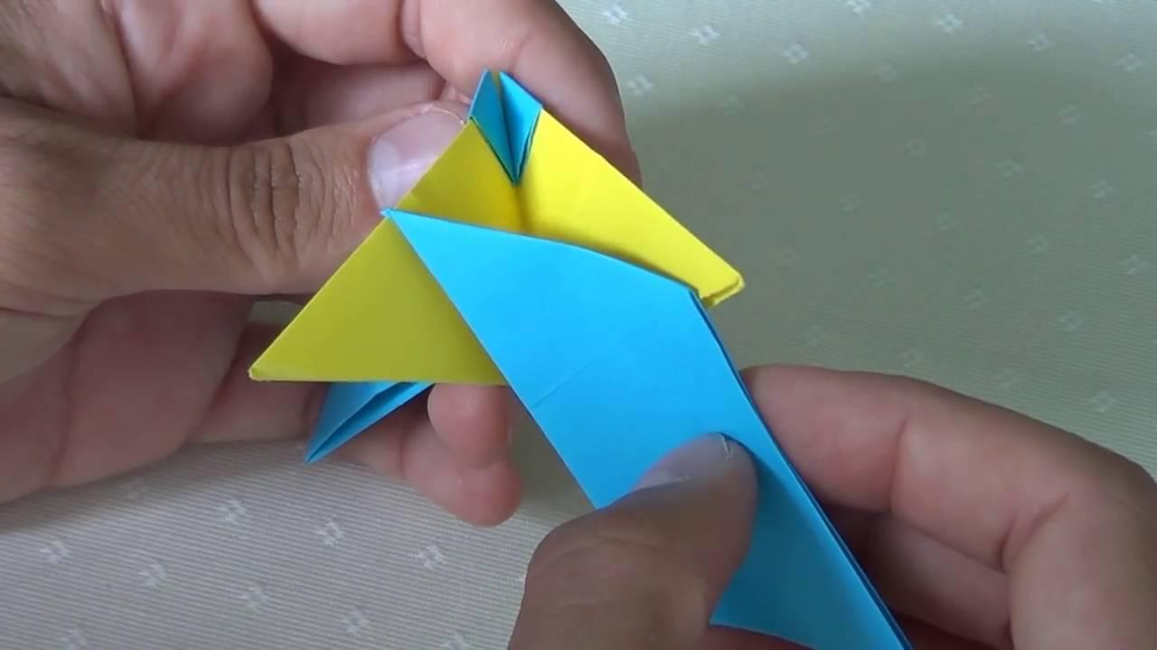 Shuriken origami transformer estrella ninja mgica youtube shuriken origami transformer estrella ninja mgica jeuxipadfo Images