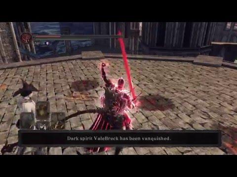 Dark Souls 2 SotFS :  Karma level : over 9000 !! (meeting ValeBreck)