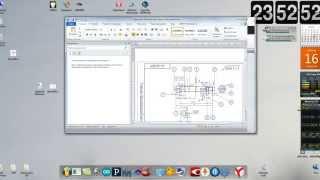 Компас 3D Уроки  - Как сохранить чертеж в jpeg (картинку)