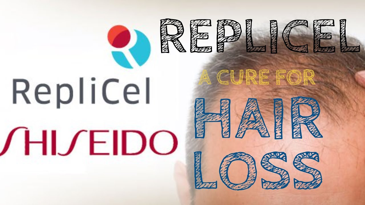 Replicel A Cure To Hair Loss