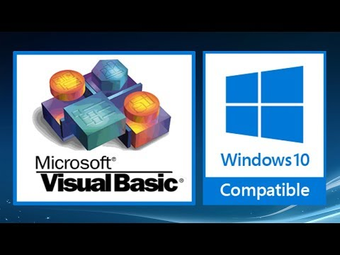 Cara Install Visual Basic 6.0 Enterprise Edition Di Windows 10
