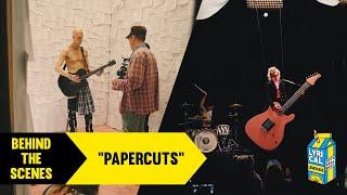 Behind The Scenes of Machine Gun Kelly's papercuts Music Video