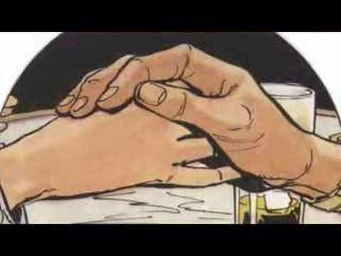 It's a man's world - James Brown - Comics clip (with Lyrics)