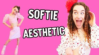 WE DRESSED SOFTIE AESTHETIC MYSTERY MIXED UP CLOTHES BOX CHALLENGE w/ The Norris Nuts