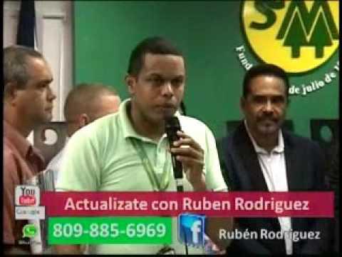 NOTICIAS DE SANTIAGO DE LOS CABALLEROS 08-07-2016  Actualizate con Ruben Rodriguez