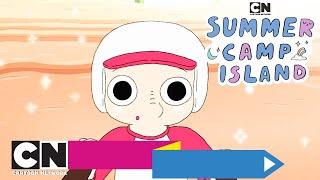 Летний лагерь   Зыбучие пески времени  Cartoon Network