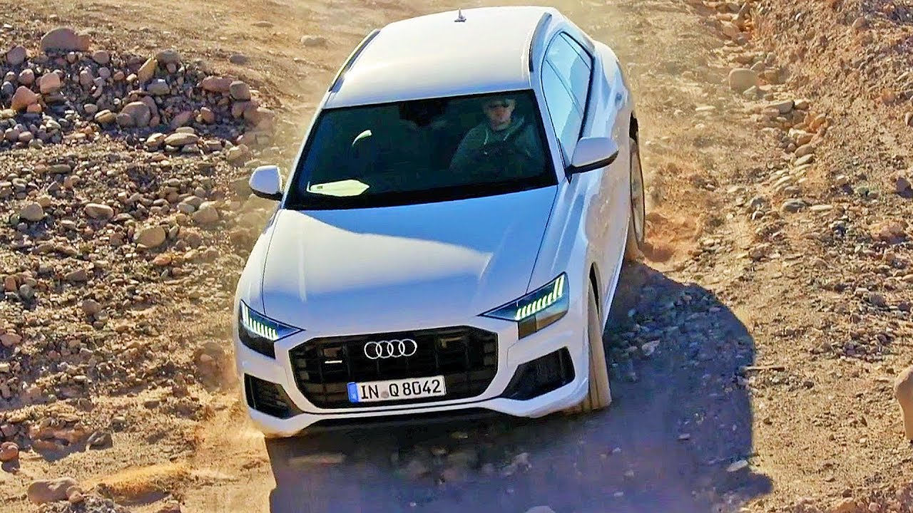 Audi Q8 2019 Real Off Road Suv Youtube