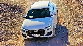 Audi Q8 (2019) Off-Road Test Drive